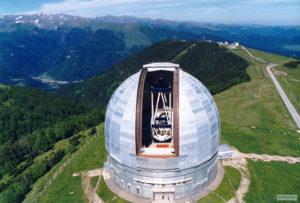 Обсерватория в Архызе