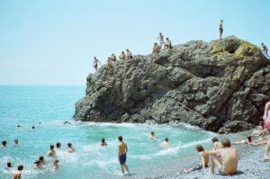 Пляжи в Кобулети