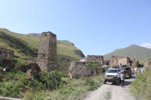 Джиппинг тур в селение Эль Тюбю