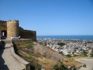 Дербент Дагестан крепость