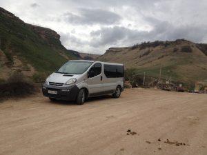 Заказ автобуса для трансфера по курортам Кавказа