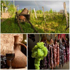 Кахетия - родина грузинских вин