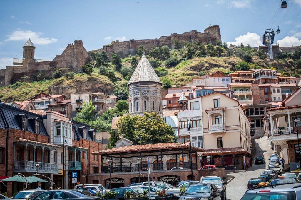 Исторический центр Тбилиси