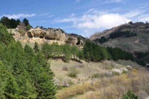 Каньоны и горы Кисловодска