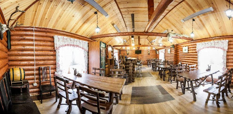 Чаепитие и угощения для гостей в кафе туристического комплекса Каньон